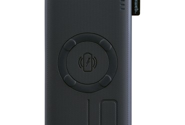 Blackweb BWB18WI109 Fast-Charge Wireless Portable Battery, 10,000 mAh with Quick Charge Adapter