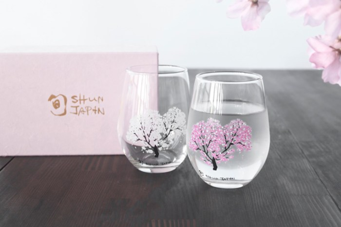 日本丸モ高木陶器變色櫻花杯的開發秘話