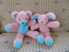 pink & ice blue baby bear & bunny smaller file