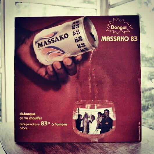 Mack Joss Et Massoko 83 - Danger
