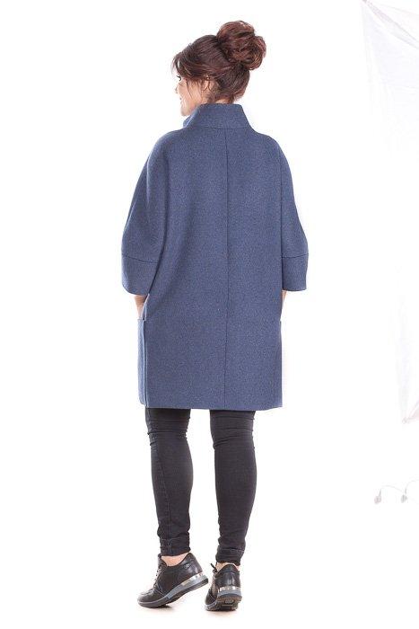 Пальто женское Розмарин сзади