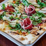 Pizza de Pernil Ibèric