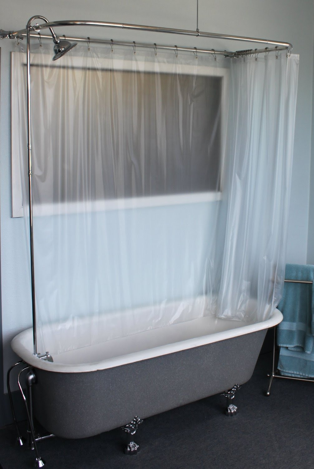 Clawfoot Tub With Shower Royals Courage Suggestions For