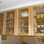 Decorative Kitchen Cabinet Glass Royals Courage To Wire