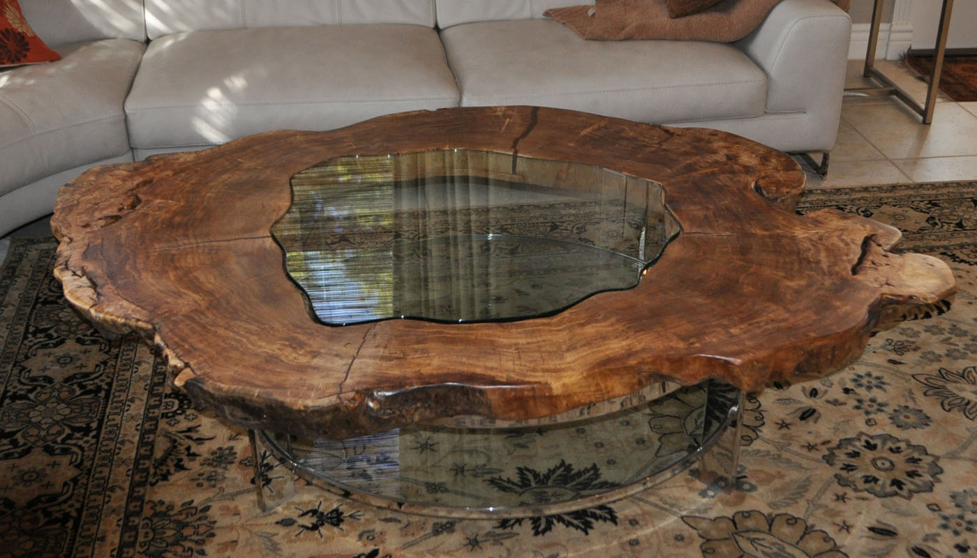 rustic tree trunk table marcuscable com
