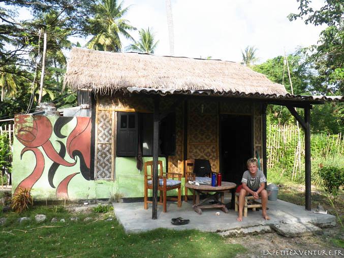bungalow à riung