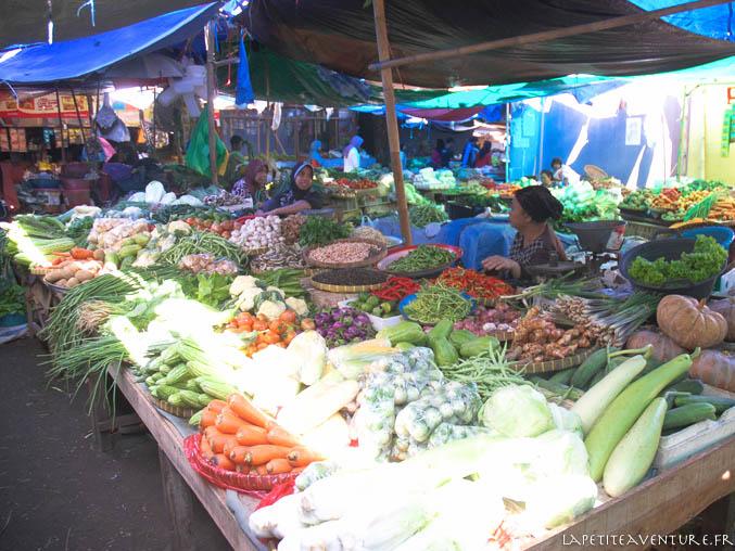 marché de Mataram