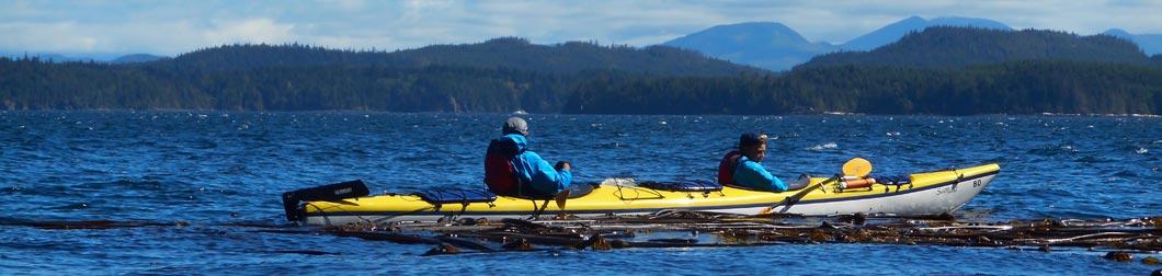 kayak à vancouver