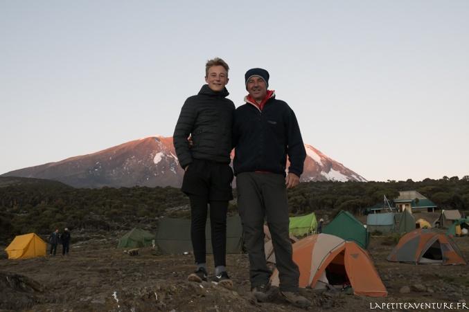 La petite aventure en montagne