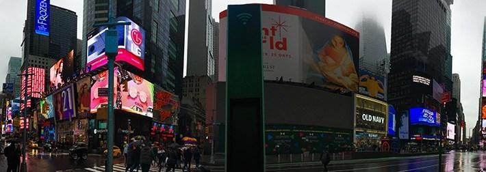 Panoramique de New York