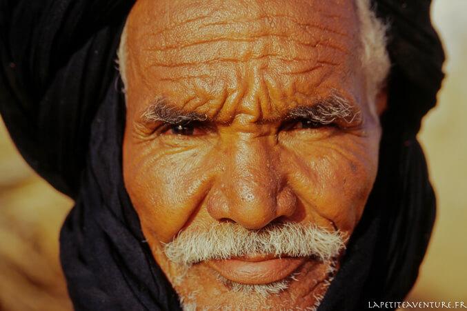 chamelier en Mauritanie