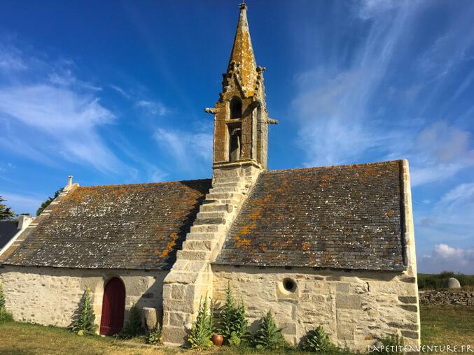 la chapelle St Vio, Finistère, Bretagne