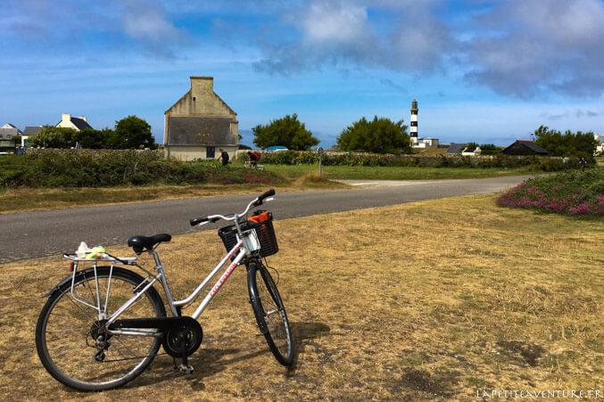 le vélo à Ouessant