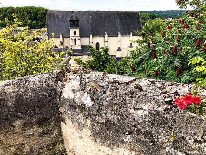 Abbaye de Chinon