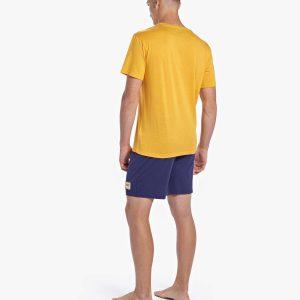 Pijama Munich amarillo