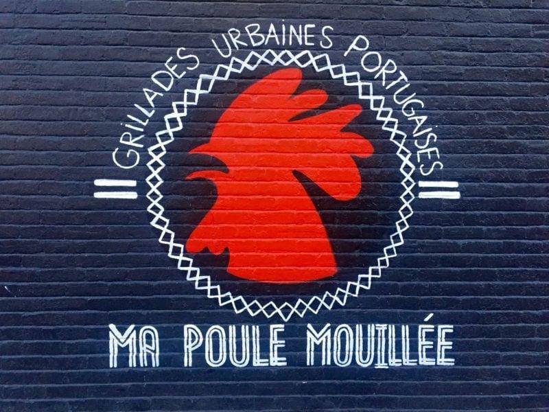 Ma Poule Mouillée