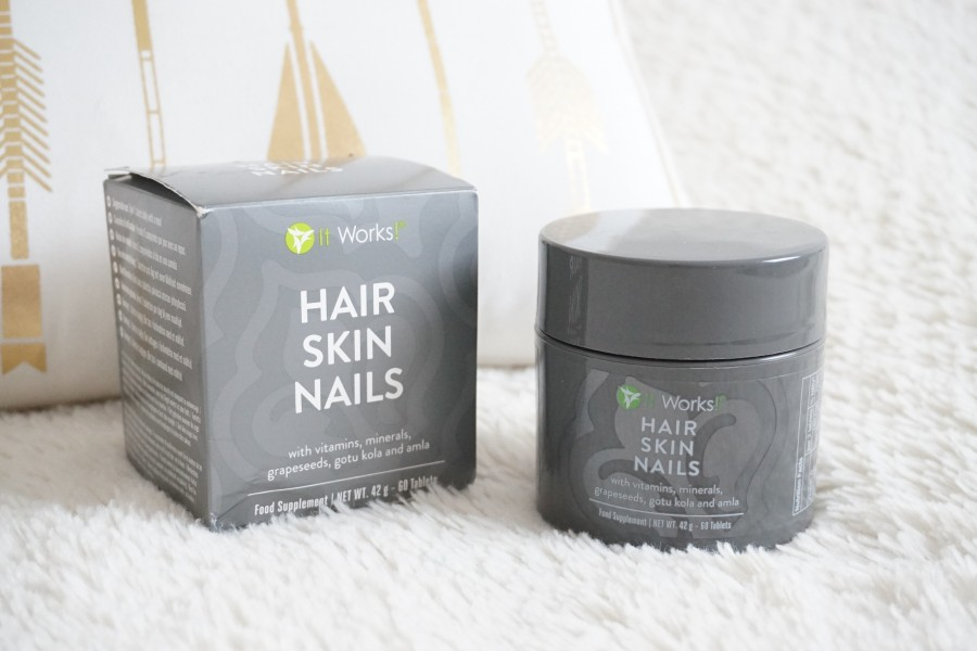 Hair Skin Nails It Works : Est-elle si miraculeuse ? - La ...