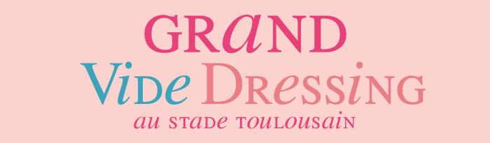 La Petite Frenchie - Ambassadrice Grand Vide-Dressing Stade Toulousain 01