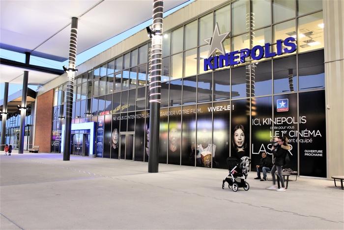 Ouverture cinéma Kinépolis Galerie Espaces Fenouillet - La Petite Frenchie