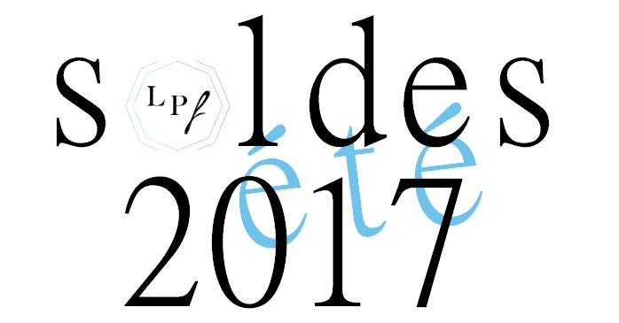 Soldes été 2017 - La Petite Frenchie