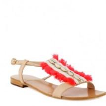 Sandales néon COSMOPARIS