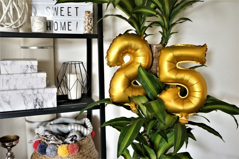 25 ans = 25 choses sur moi - La Petite Frenchie