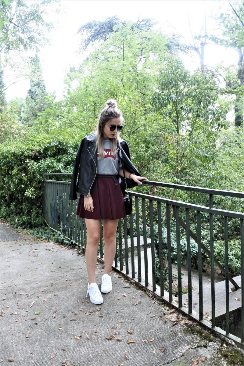 Look streetwear levis - La Petite Frenchie
