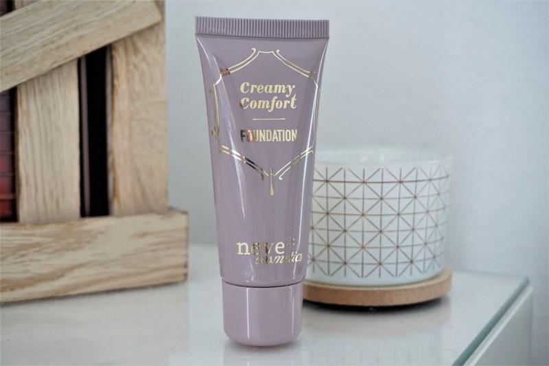 Fond de teint Creamy Comfort - La Petite Frenchie