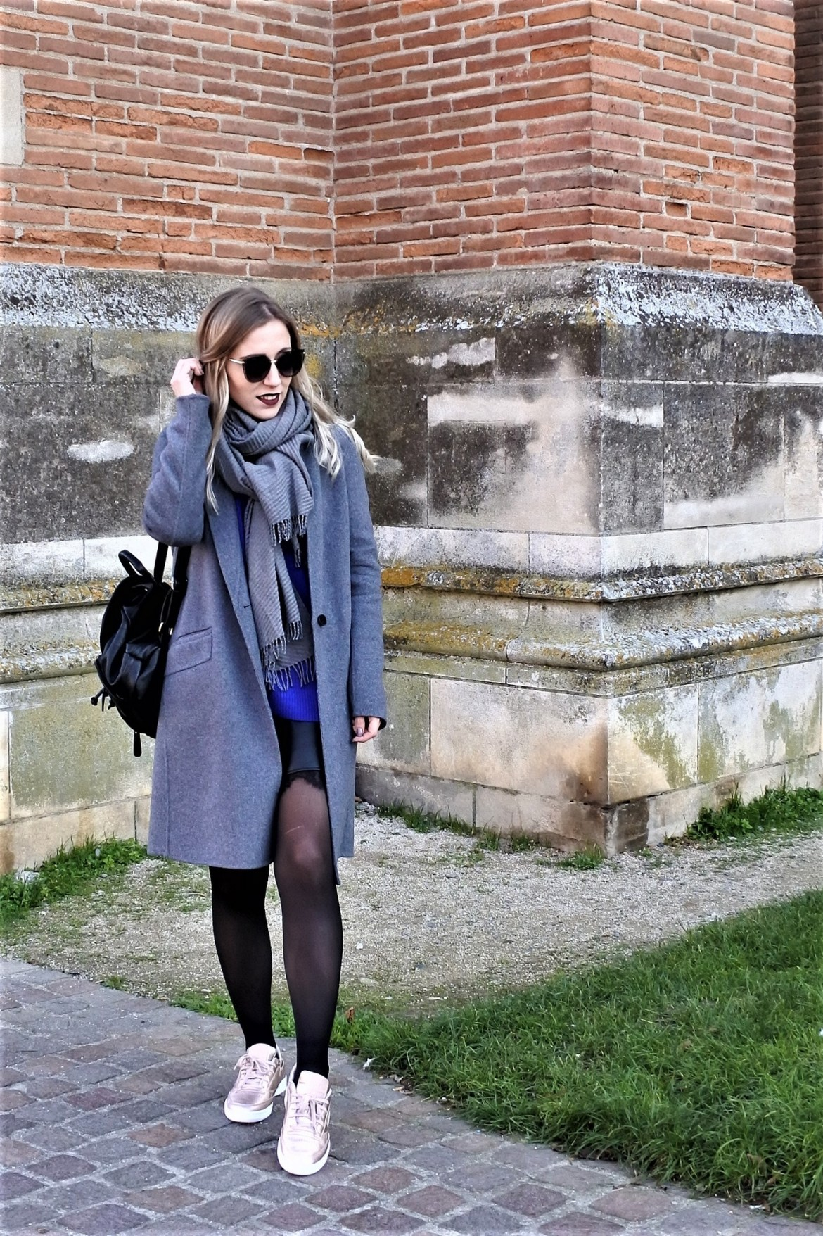 Look pull oversize - La Petite Frenchie