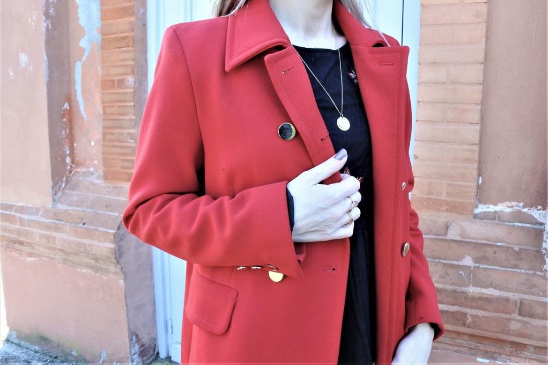 Look robe plumetis brodée - La Petite Frenchie