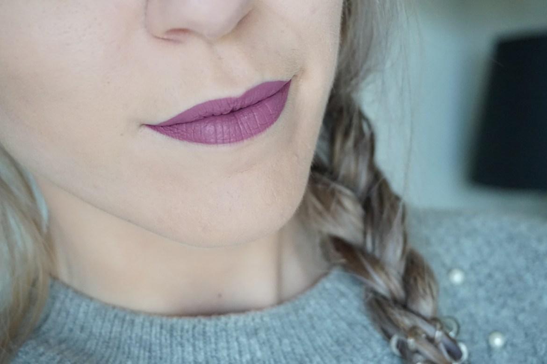 Longstay liquid matte lipstick Golden Rose - La Petite Frenchie