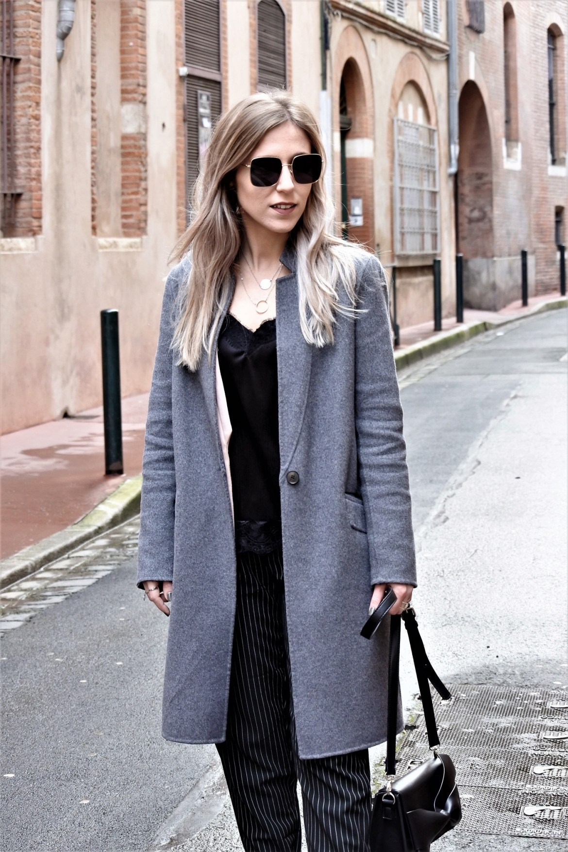 Look rayures et scratchs - La Petite Frenchie