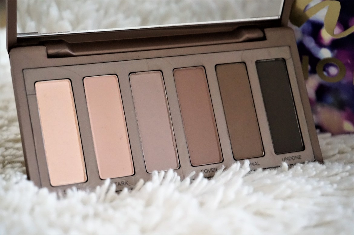 Revue palette Naked Basics 2 Urban Decay - La Petite Frenchie