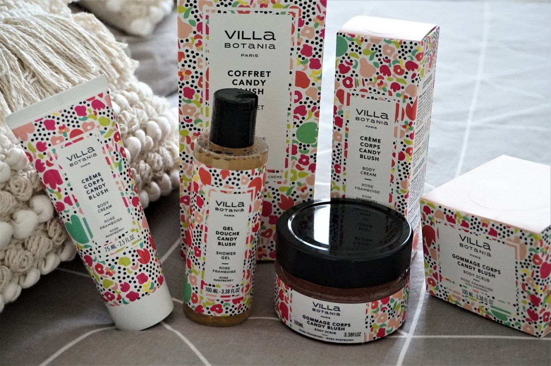 Revue produits soins Villa Botania - La Petite Frenchie