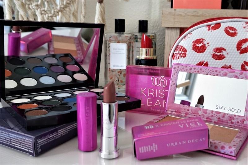 Nouveautés maquillage Urban Decay : Collection Kristen Leanne & palette Distorsion - La Petite Frenchie