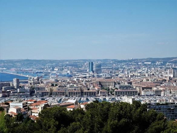 LOOK n°149 : Pantalon palazzo à Marseille
