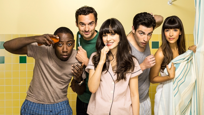Top 5 séries Netflix New Girl - La Petite Frenchie