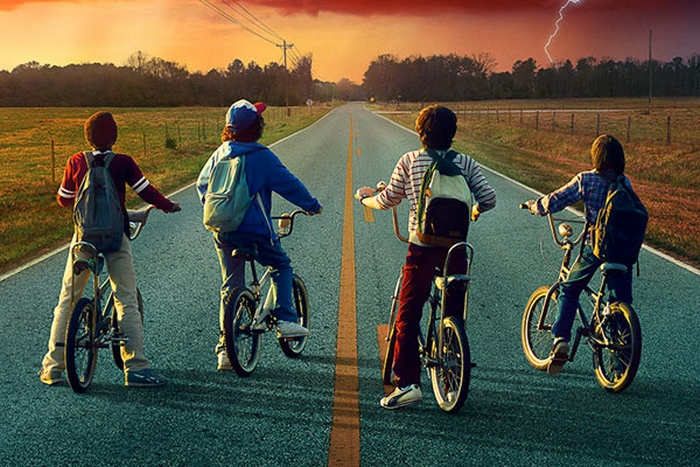 Top 5 séries Netflix Stranger Things - La Petite Frenchie