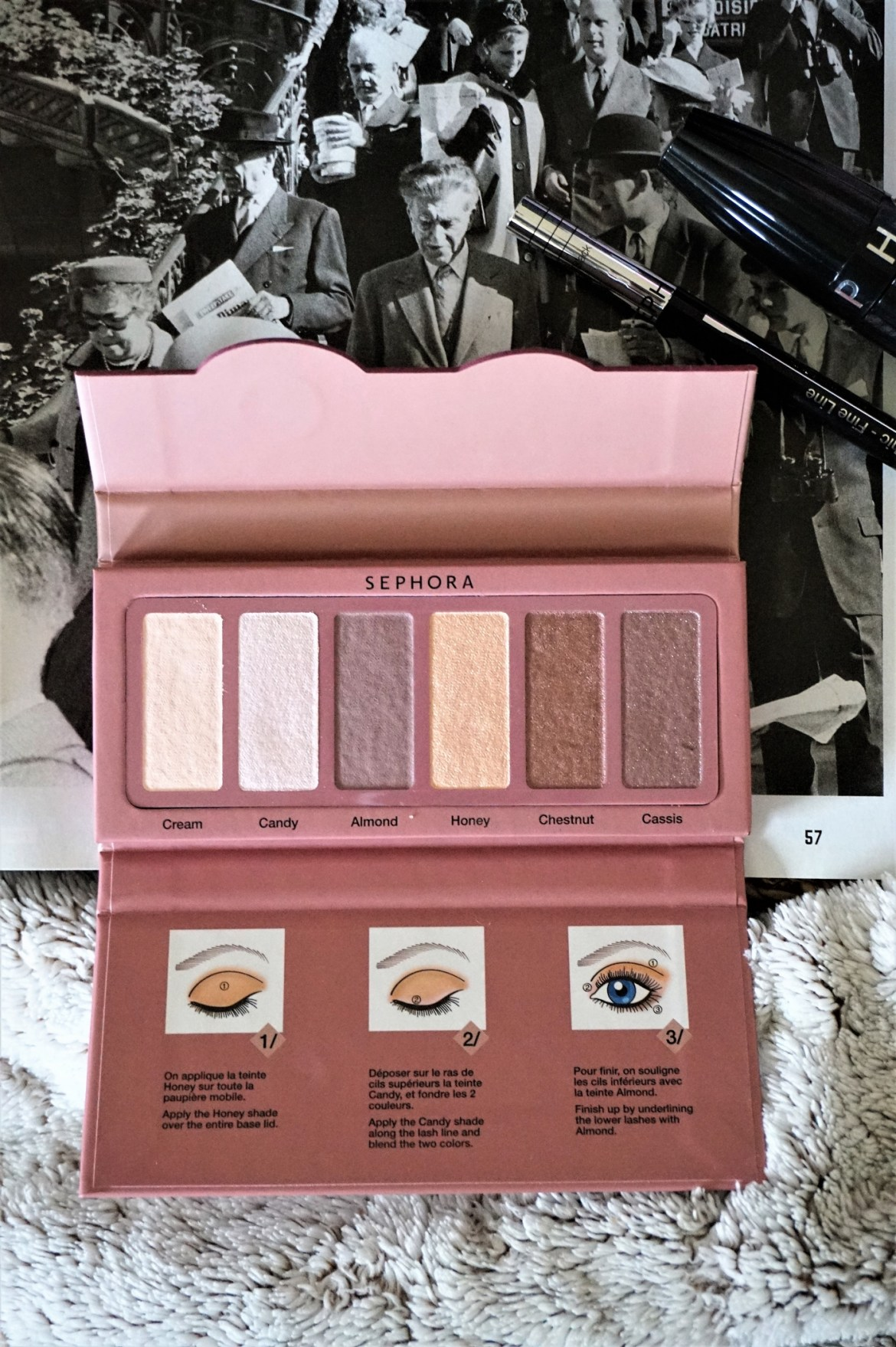Revue coffret maquillage Sephora collection x Barbie - La Petite Frenchie