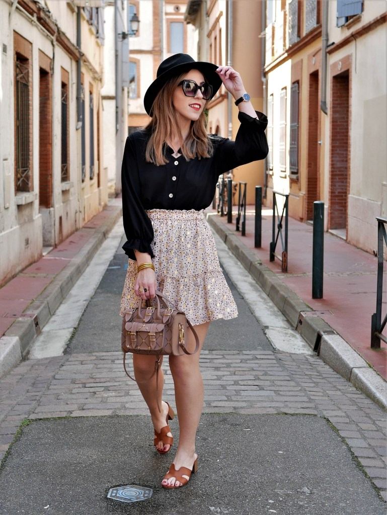 Look mini sac - La Petite Frenchie blog mode toulouse