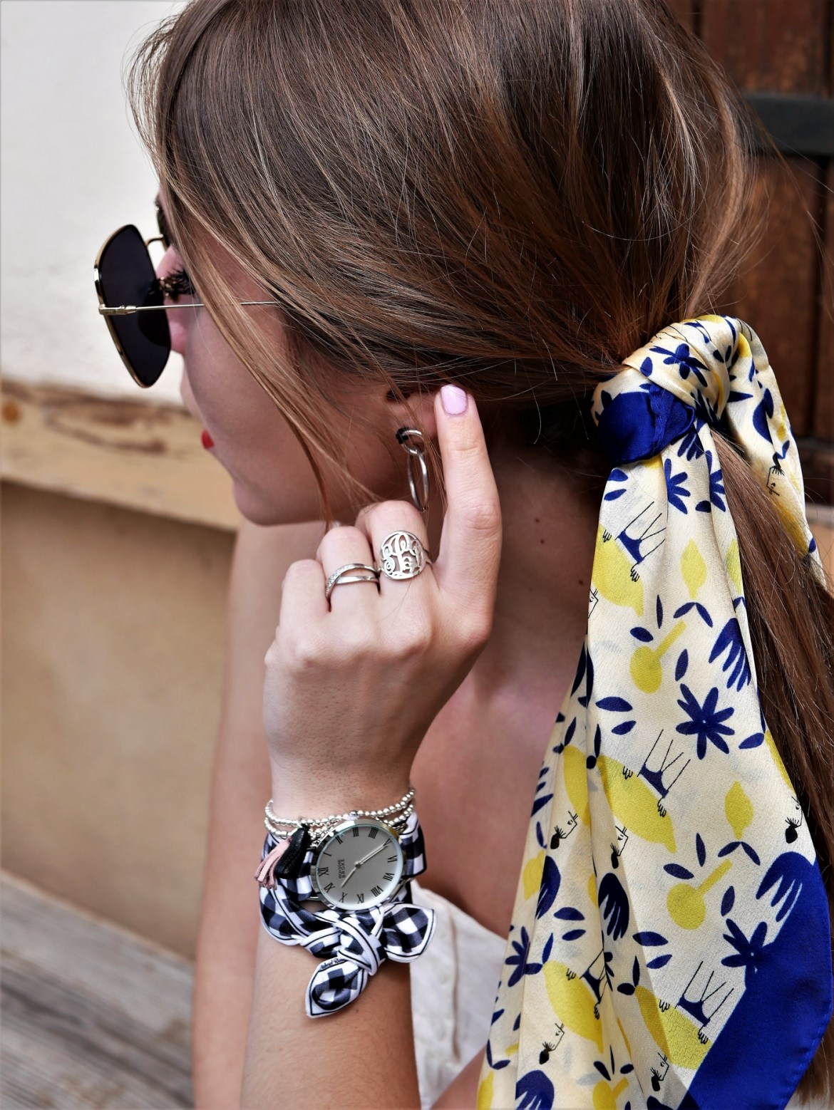 Look boho - La Petite Frenchie blog mode toulouse