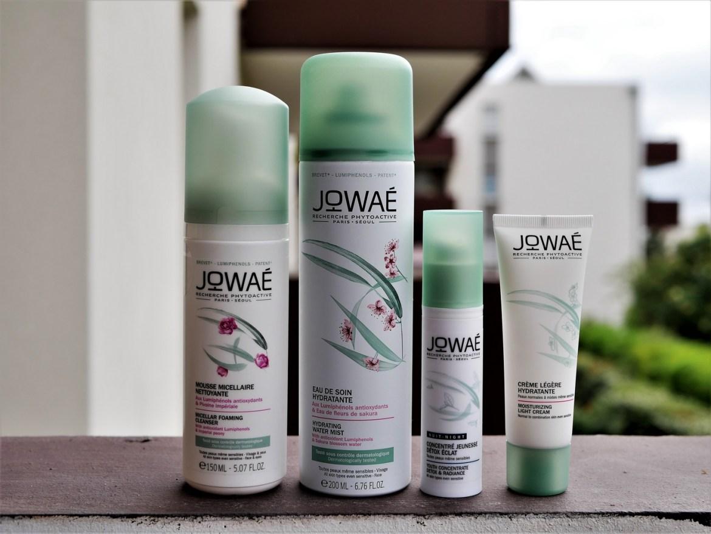 Revue soins visage Jowae
