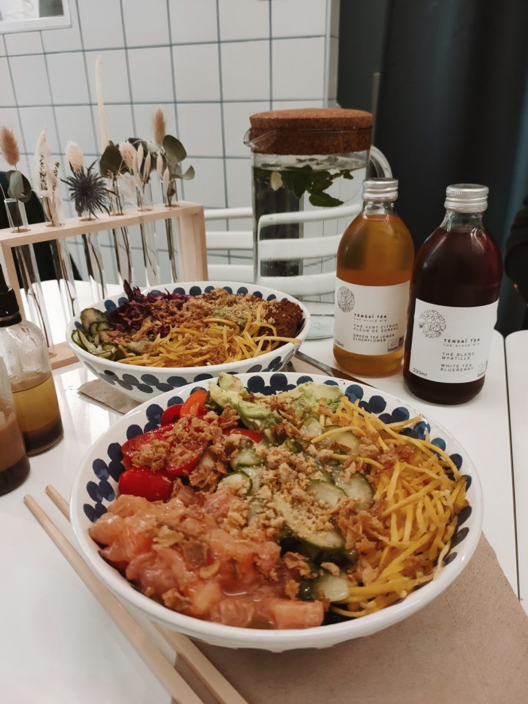 Poke Lab Toulouse - La Petite Frenchie