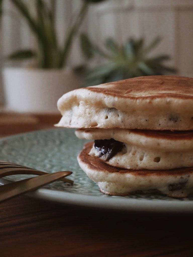 Recette facile pancakes - La Petite Frenchie