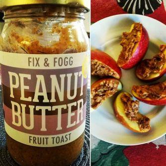 Fruity, Luxurious Peanut Butter, by Fix & Fogg
