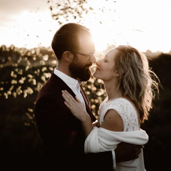 wedding planner bourgogne couple mariage bohème