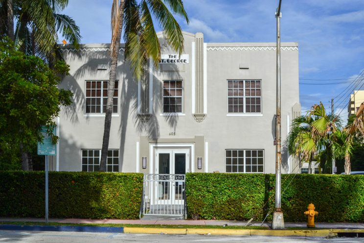 The St George Miami