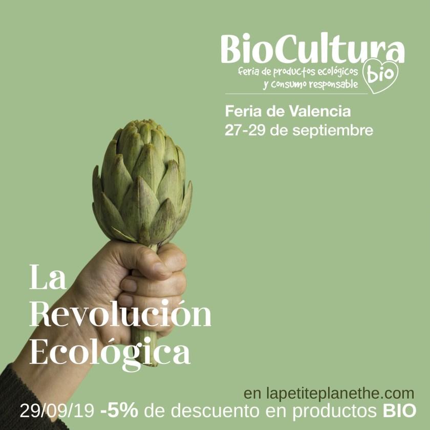 BioCultura Valencia 2019