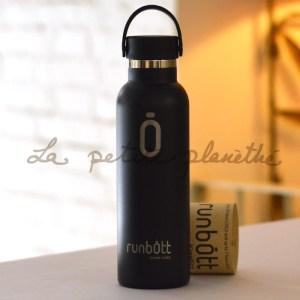 Botella Runbott Sport 600ml Negro