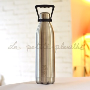 Chilly's Bottle Stainless Steel Metal Edition 1.8L